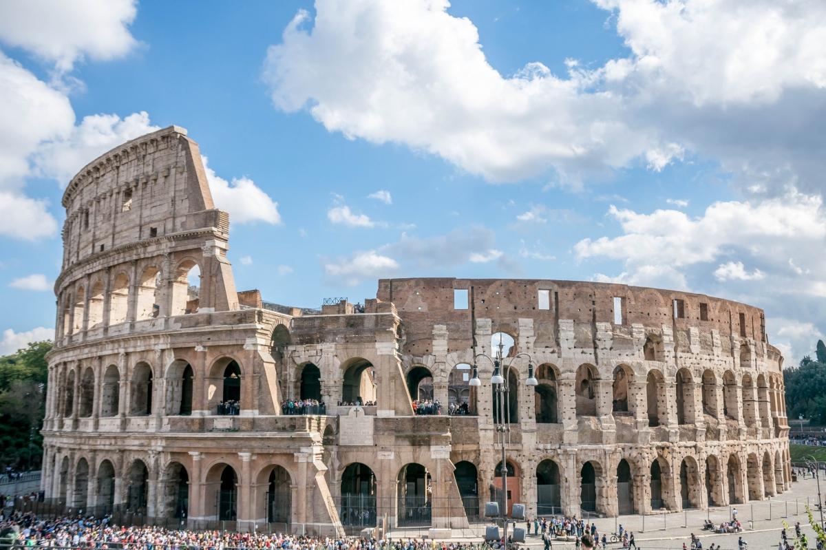 Visit Rome